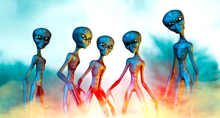 Anonymous says NASA has evidence of aliens