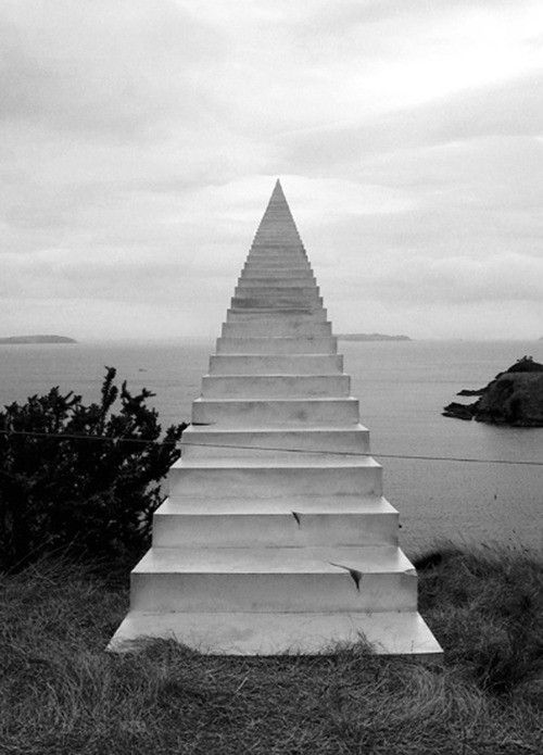 Stairway to heaven. . .