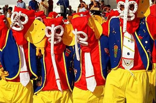 Carnaval de Barranquilla, Colombia