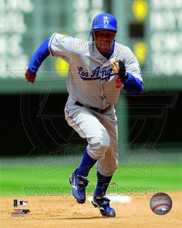 Los Angeles Dodgers - Juan Pierre Photo