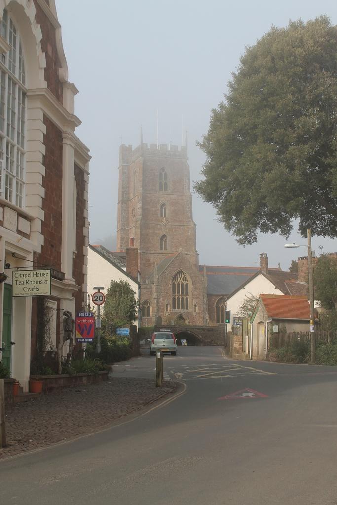 ~Dunster, Somerset, England~