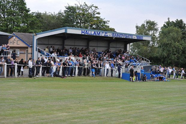 Sandygate,the oldest football ground in the world and is home to Hallam FC.