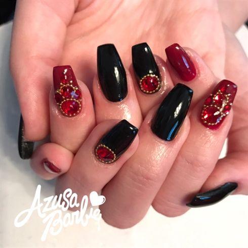 The 25 best vampire nails ideas on pinterest blood nails vampirenailsbyazusa nailartgallerynailartgallery prinsesfo Gallery