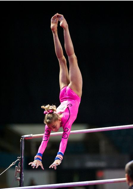 Ashton Locklear 2013 Nastia Liukin Cup Her bars at P&G Champs were amazing!!