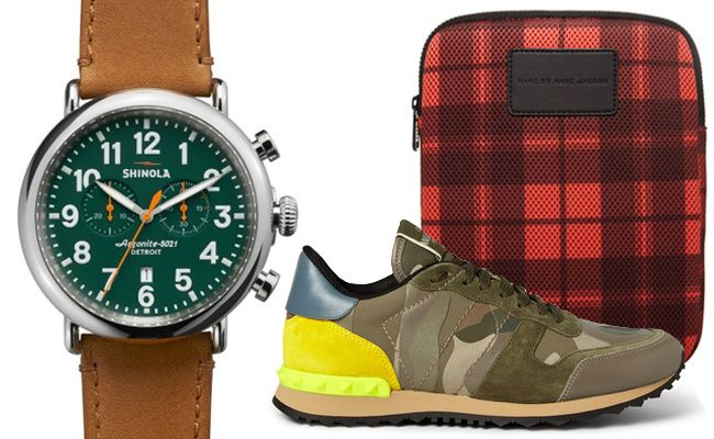 Splurge / Save: The Holiday Gift Guide for Him
