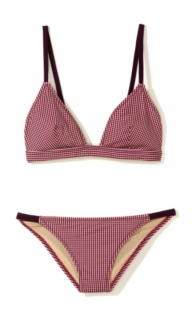 Solid & Striped Bikini, $160.