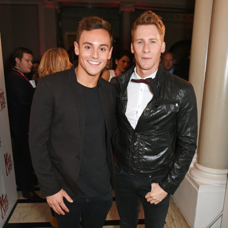 Pin for Later: Tom Daley Is Engaged!