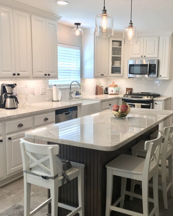 2491 Best Coastal Casual: Kitchen Images On Pinterest