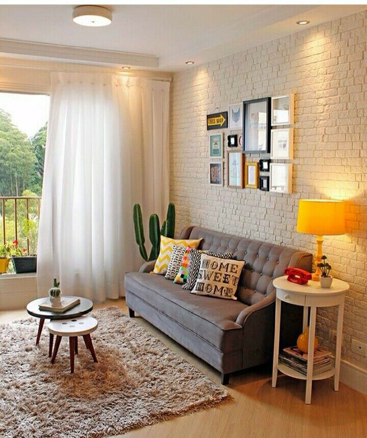 Awesome White Brick Walls For Trendy Home Part 32