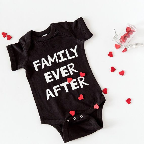 Adoption Shirt - Adoption Gift - Family Ever After Shirt ( 3 month - 7T) - Gotcha Day Shirt