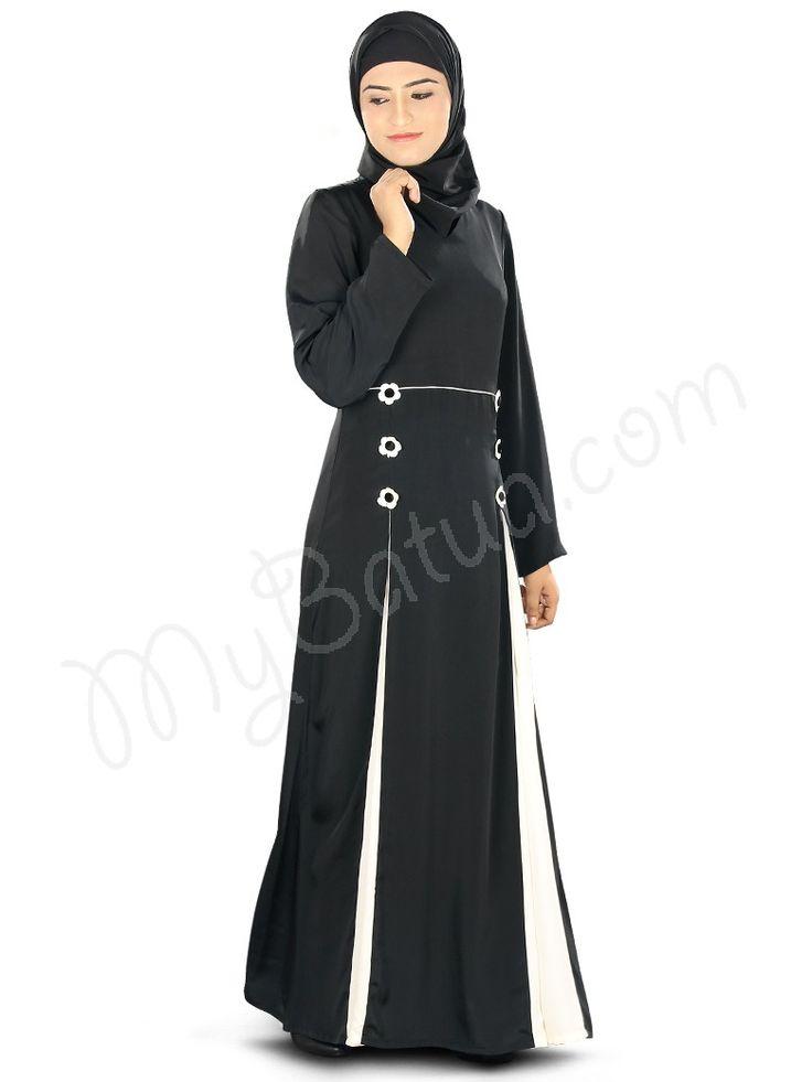 Buy Reeha Abaya | MyBatua | http://www.mybatua.com/womens/abaya