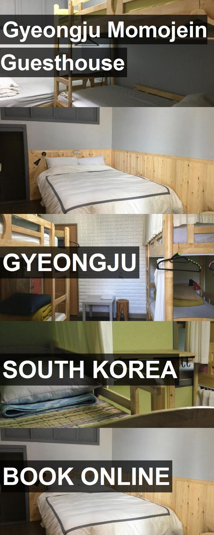 Hotel Gyeongju Momojein Guesthouse in Gyeongju, South Korea. For more information, photos, reviews and best prices please follow the link. #SouthKorea #Gyeongju #GyeongjuMomojeinGuesthouse #hotel #travel #vacation