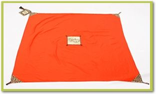 The Monkey Mat™   A compact 5'x5' mat that you can take EVERYwhere!!  IS soft, water repellant and machine washable!!