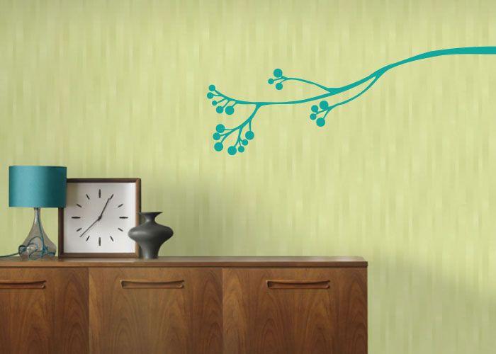 sticko #decoraconvinil #vinilosdecorativos #decoracion #decoratupared #ramas #guia