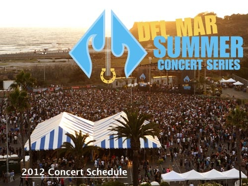 the del mar summer concert series takes place during racing season at the del mar fairgrounds - Del Mar Fair Halloween