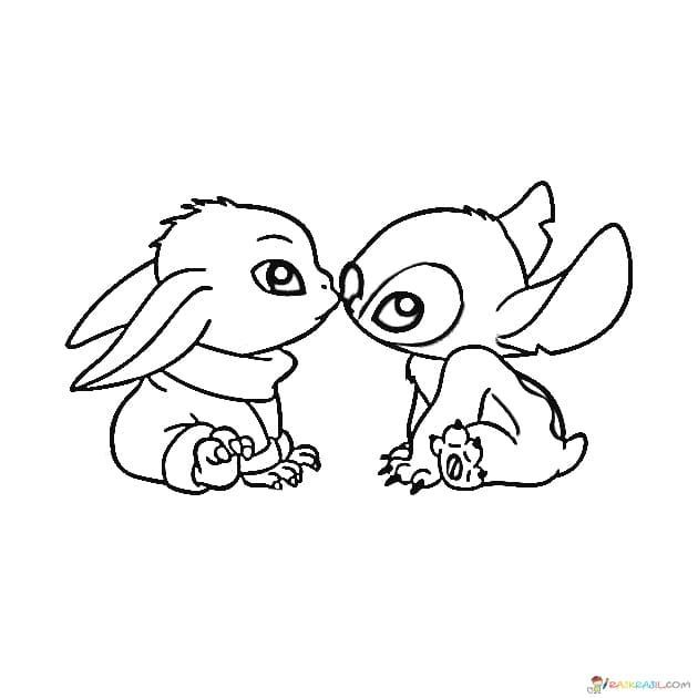 Coloring Pages Baby Yoda The Mandalorian And Baby Yoda Free