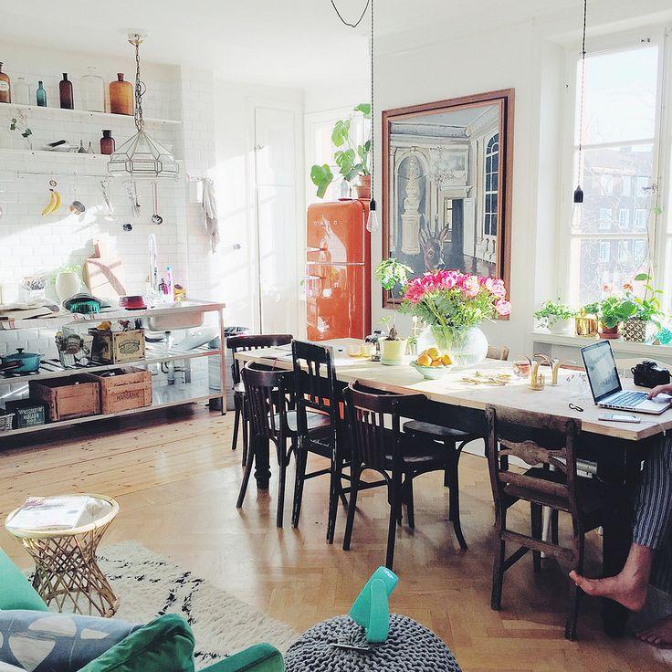 kitchen chairs / sentimental / wooden