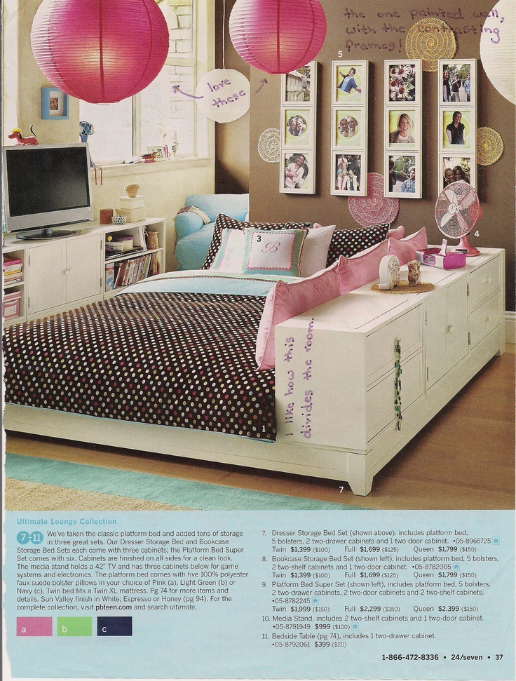 38 Best Bedroom Organization Ideas And Projects For 2019: 38 Best PB Teen Images On Pinterest