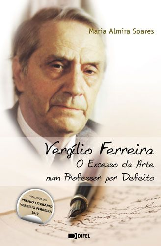 """Vergílio Ferreira (1916 - 1996)Although formed as a teacher, as a writer that has distinguished himself being awarded with the Camões Prize. His name remains associated to current literature through the award of Virgil Ferreira.  His extensive work is divided into fiction, essay and diary, and is usually grouped into two literary periods: Neo-Realism and Existentialism. Is considered that """"Mudança"""" is the work which marks the transition between the two periods."""