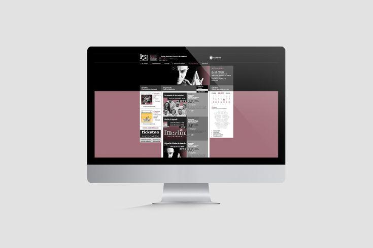 #Diseño web. // #Web #design.