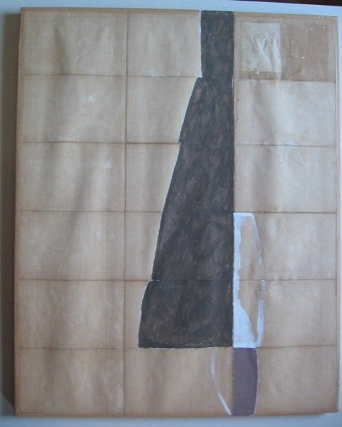 James Brown The geometric  study XII - 75x60 - 1994.JPG