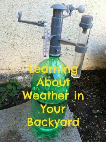 Learning About Weather in Your Own Backyard