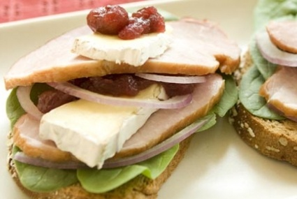 Open-Face Ham and Brie Sandwiches | Whole Foods Market