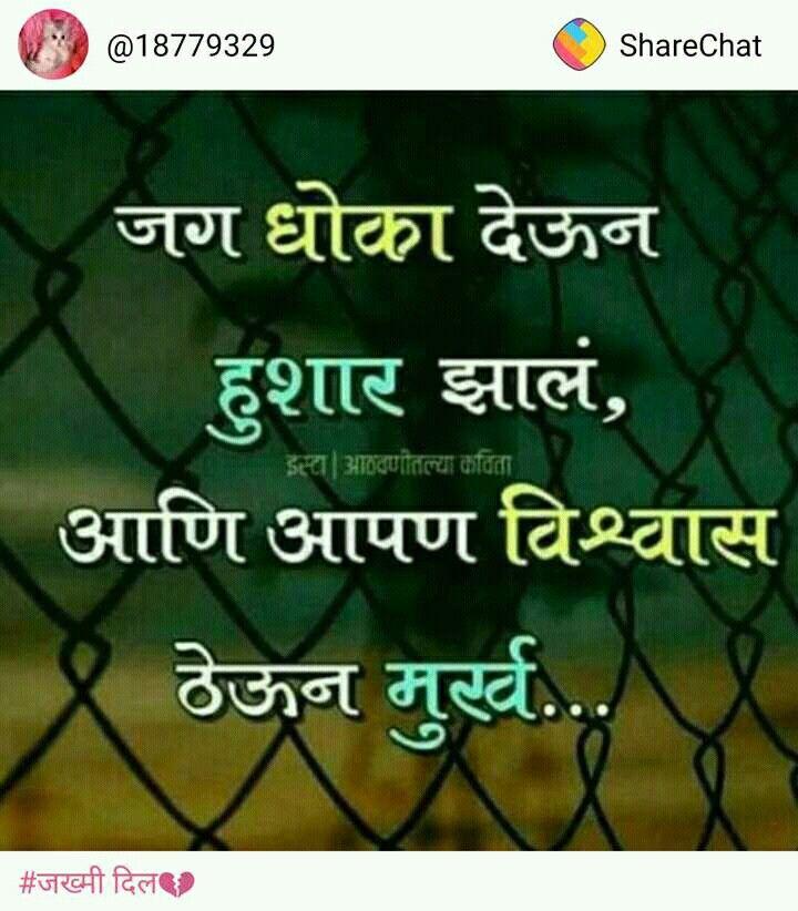 Pin By Nitin On Marathi Quotes Shayari Desi Quotes Life