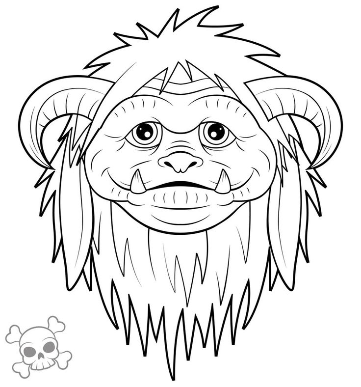 17 best images about coloring sheets on pinterest for Labyrinth coloring pages