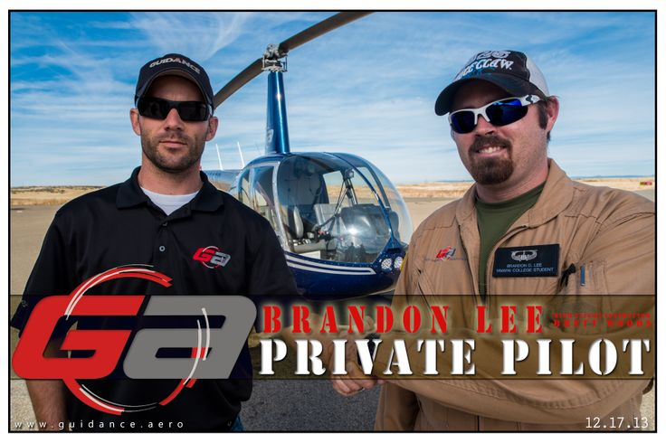 Private Pilot - Helicopters ! www.guidance.aero #helicopters #pilot #school