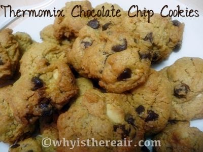 Of Chocolate and Chocolate Chip Cookies
