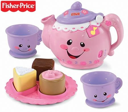 Cute Tea party set for girls.