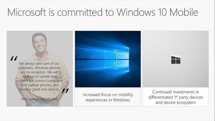 Cool Microsoft Surface Phone 2017: Microsoft: We're Committed to Windows 10 Mobile and First-Party Devices: Micro... Microsoft, Windows, Skype, Xbox, Hololens News Check more at http://technoboard.info/2017/product/microsoft-surface-phone-2017-microsoft-were-committed-to-windows-10-mobile-and-first-party-devices-micro-microsoft-windows-skype-xbox-hololens-news/