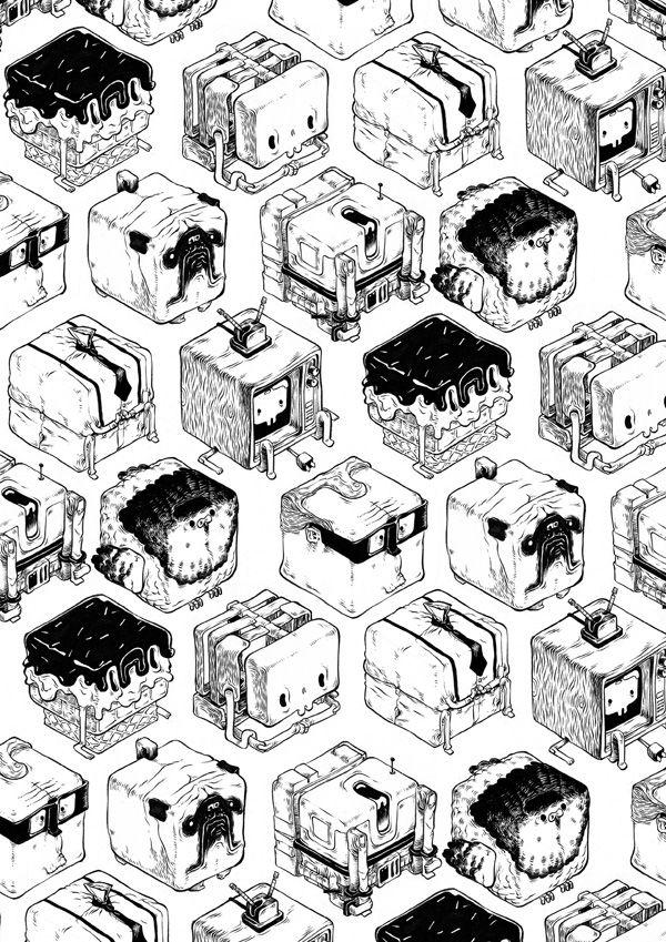 Bob Esponja todo quadrado e outras histórias