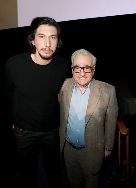 Adam Driver Photos Photos - Actor Adam Driver and director Martin Scorsese at the American Cinematheque conversation with Director Martin Scorsese and Producer Irwin Winkler at the Egyptian Theatre on December 3, 2016 in Hollywood, California. - American Cinematheque Tribute to Martin Scorsese and Irwin Winkler