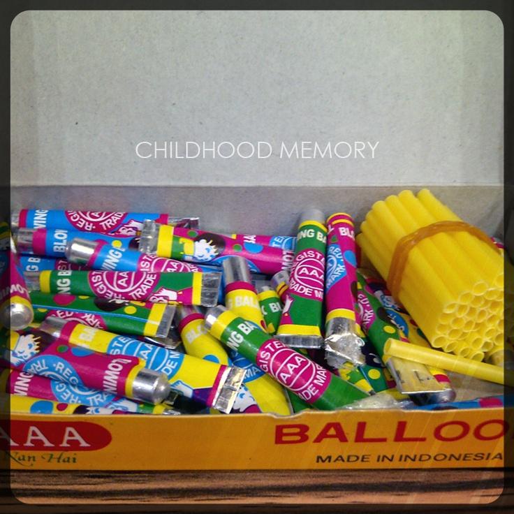 Souvenir ~ Childhood Memory