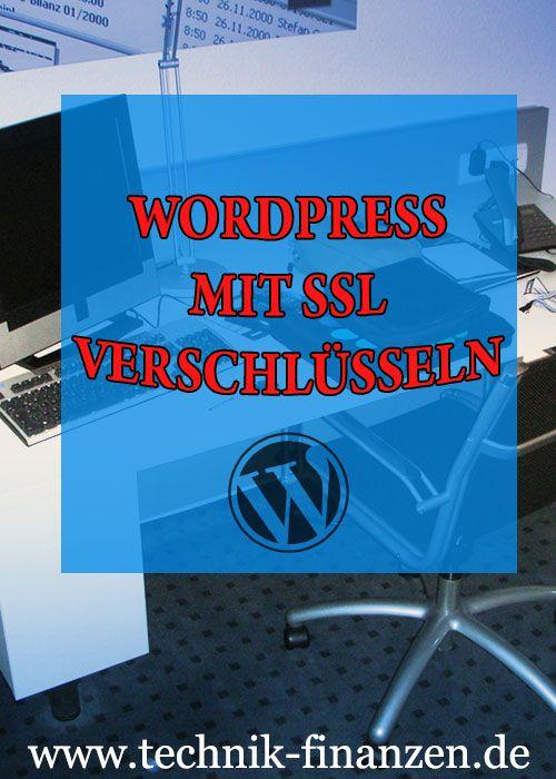 SSL Zertifikat für WordPress mit Let's Encrypt und ALL-INKL.