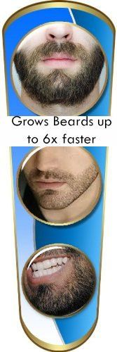 Image of the beard growther serum. See all my beard growth serums here: http://www.growabeardnow.com/beard-growth-serum/