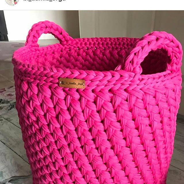 Perfeito! Feito pela @bi_damla_orgu ❤ . . #Trapilho #fiosdemalha #fiodemalha #crochetaddict #handmade #handmadewithlove #totora #alfombra #shirtyarn #feitocomamor #decor #knit #knitting #rugs #croche #crochet #artecomfiosdemalha #artesanato #feitoamao #vendofiosdemalha #organizadores #fiosecologicos #quartodemenina #cestofiodemalha #fiosdemalha #feitoamao