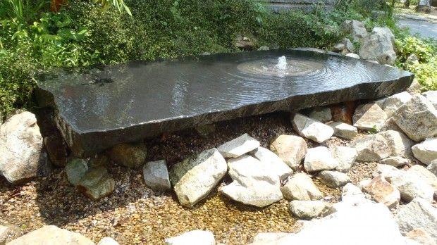 水盤 ウォーターガーデン 噴水