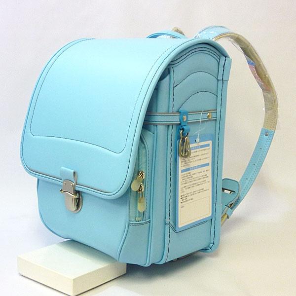 Japanese school backpack RANDOSERU aqua bule NWT