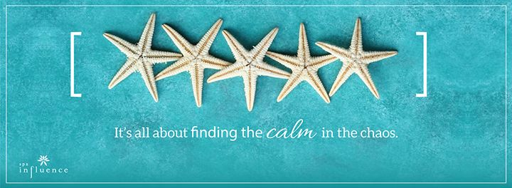 Spa Influence | Facebook cover photo #spa #relaxation #wellness #calm