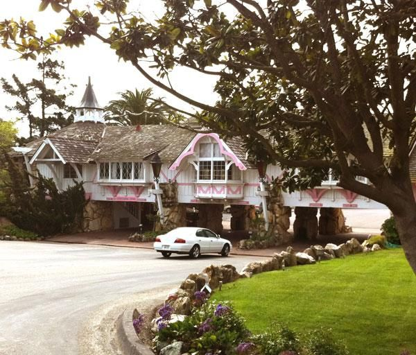 Californie, 8: Madonna Inn et Santa Barbara.