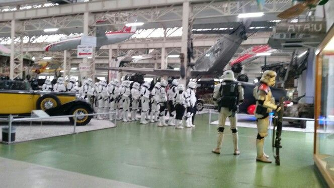 Star wars Messe