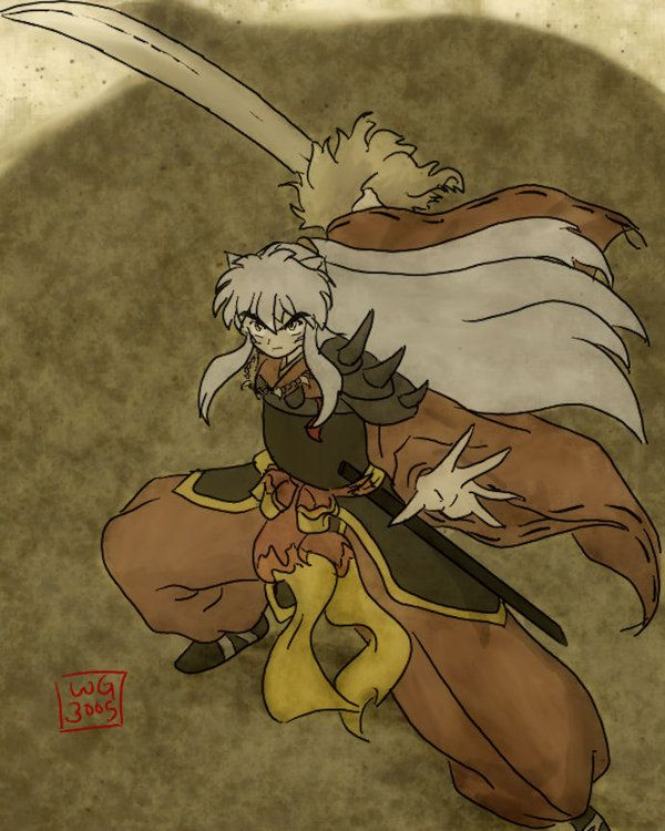 So this is for , their request for InuYasha their style. I'm sorry this took a while, but I got it done! I hope you like it! *He's standing in the shadow of his opponent....* Song of Choice: New Di...