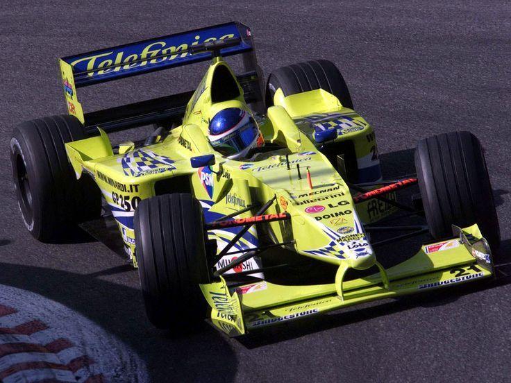 P21: Gastón Mazzacane (ARG) - Minardi-Fondmetal M02 - 0 Points #motorsport #racing #f1 #formel1 #formula1 #formulaone #motor #sport #passion