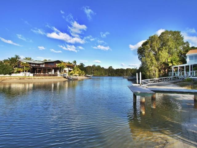 This property is at Noosa Sound - LIVE ON THE WATERS EDGE http://www.nextplace.com.au/real-estate/noosa-sound-15-cooran-court:10025QHD3?sort:price+desc