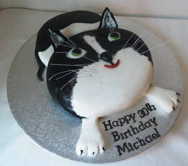 Best 25 Cat birthday cakes ideas on Pinterest Kitten cake