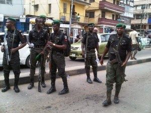 Welcome to NewsDirect411: Breaking News: Nigeria Police In Gun Battle With R...