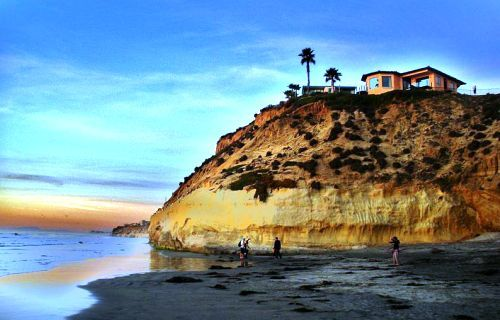 I just need a small house in La Jolla, CA with the one I love and live happily ever after.